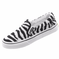Tênis Slip On Mad Rats Zebra - Original