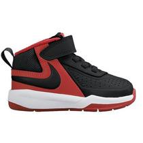Tenis Nike Infantil Cano Alto Hustler 7 Original Tam 27ao33