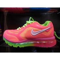 Tênis Nike Air Max Lançamento Masculinos E Femininos Lindos.
