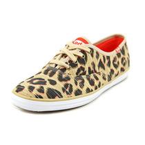 Keds Ch Leopard Têxtil Sapatilhas