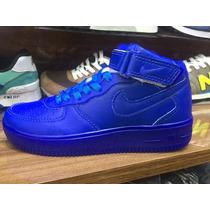 Tenis Bota Botinha Nike Air Force Juvenil E Adulto Confira