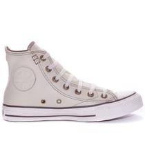 Tênis Converse All Star Ct As European Hi Bege Ct329015