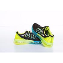 Tenis Nike Air Max 2015 Lançamento Novo