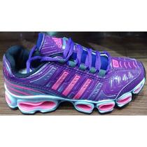 Tênis Adidas Feminino Com Molas Super Oferta