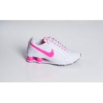 Tênis Nike Shox Junior 2015 Original Feminino Promoção