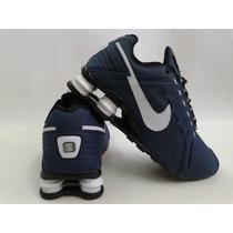 Tenis Nike Shox Junior Masculino Original Frete Gratis