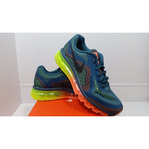 Tenis Nike Air Max 2014 Novo Original