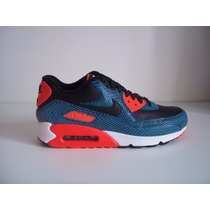 Nike Air Max 90 Infrared Blue Snake - 25th Anniversary Pack