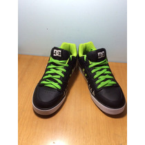 Tenis Dc Shoes Ken Block 43 - Tam 42/43 - Tam Us12