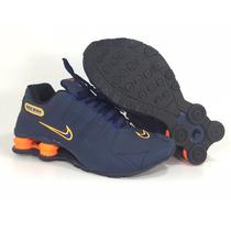 Tenis Nike Shox Nz Original Frete Grátis Pronta Entrega