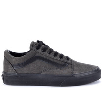 Tênis Vans Old Skool Washed Black Black Vn-0zdf5q6