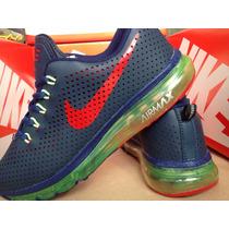 Tênis Nike Air Max Bolha 2016 Super Lançamentos+frete Gratis
