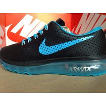 Tenis Nike Air Max 2015 Nike Gel Na Caixa Frete Grátis