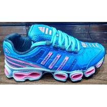 Tênis Adidas Feminino Com Molas Lindos Aqui Toda Hora Vende