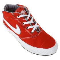 Tênis Cano Alto Infantil Nike Sb Nº 25 Ao 32 Cores