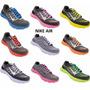 Tênis Nike Adidas Asics Mizuno Puma Calçados Frete Grátis