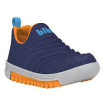Tenis Infantil Masculino Roller Anatomico Bibi 679275 Azul