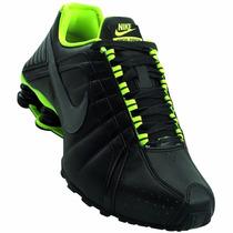 Tenis Nike Shox Junior Masculino Original Lancamento