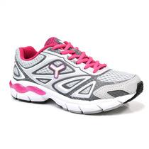 Tênis Feminino Tryon Blade W Confortável Cinza/pink