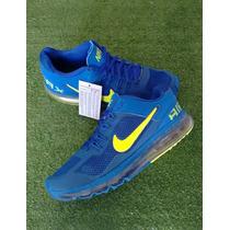 Nike Air Max 2013 E 201 - Frete Grátis! - Nonato Calçados
