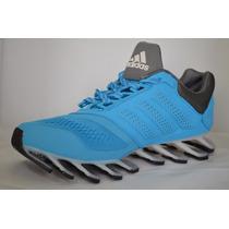 Tênis Adidas Springblade Drive Original Azul Bebe Claro