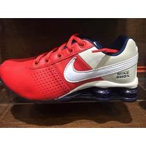 Tênis Nike Shox Masculino 4 Molas Lindos Toda Hora Vende