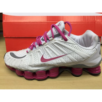 Tenis Nike Shox Tlx 12 Molas Feminino 100% Original Confira