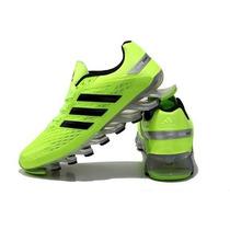 Novo Adidas Springblade Razor & Drive Masculino Verde !!