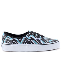 Tênis Vans Authentic Chevron Black Scuba Blue Vn-00aigfz