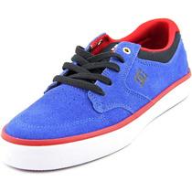 Dc Shoes Argosy Vulc Suede Skate Shoe