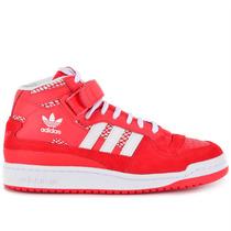 Tênis Adidas Forum Mid Rs Red Ftwr White B35271