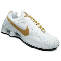 Tênis Nike Shox Júnior 100% Original Frete Grátis - 6 Cores!