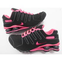 Tênis Nike Shox Feminino 4 Molas Compre Já O Seu