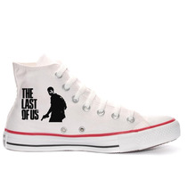 Tênis The Last Of Us All Star Converse Personalizado
