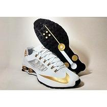 4 Molas Nike Shox Superfly R4 Qs 100% Original Na Caixa