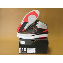 Nike Air Jordan 2 Retro Black Infrared Pronta Entrega!