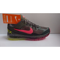 Tênis Nike Air Max Feminino 2013 Imperdível