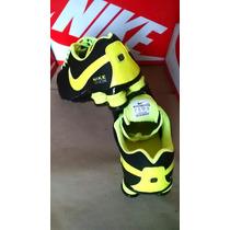 Tenis Nike Shox Classic R4 Onix 4 Molas Frete Gratis