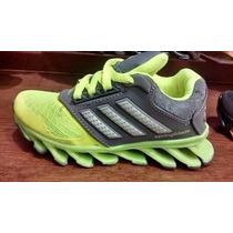 Tênis Adidas Springblade Infantil Super Promoção