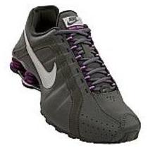 Tenis Nike Shox Junior Original Tamanho 36 Ao 39