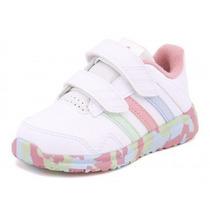 Tenis Infantil Feminino Adidas B34580 Hyperfast Velcro 18a25