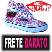 Tênis Vans Authentic Era Fem./masc.original, Novo Na Caixa!