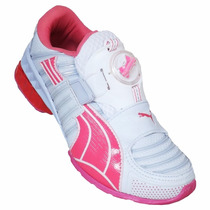 Tênis Feminino Puma Disc Cell Aether Sl Original