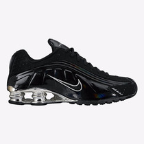 Tenis Nike Shox R4 Masculino Original Couro Lancamento