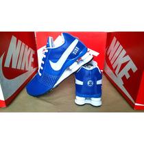 Tênis Nike Shox Feminino 4 Molas Na Caixa