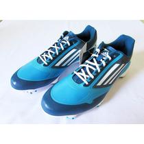 Sapato Tênis Adidas Adizero One Golf Golfe Azul 42 Novo