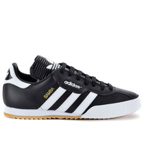 Tênis Adidas Samba Super Black White 019099