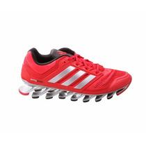 Tênis Adidas Springblade Masculino Vermelho/prata Original