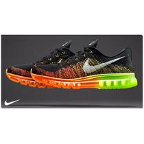 Tenis Nike Air Max 2013 Preto - 100% Original + Frete Gratis