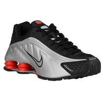 Tenís Nike Shox Masculino R4 Super Promoção